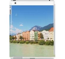 Buildings by the river iPad Case/Skin