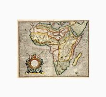 Vintage Map of Africa (1596) Unisex T-Shirt