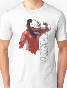 Kimi Raikkonen (WDC 2007) T-Shirt