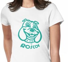 Roscoe! (Team colours) Womens Fitted T-Shirt