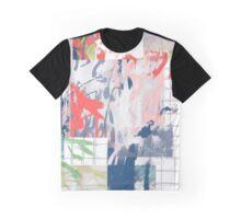 Graffiti Structure Graphic T-Shirt