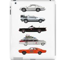 childhood dream garage iPad Case/Skin