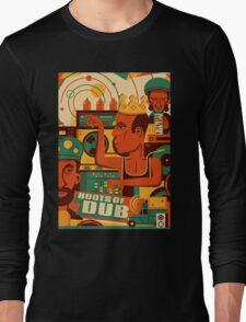 THE ROOTS OF DUB Long Sleeve T-Shirt