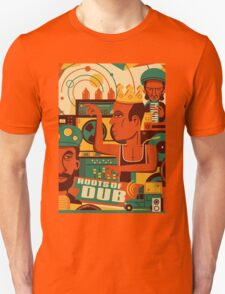 THE ROOTS OF DUB Unisex T-Shirt