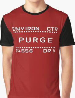 BLADE RUNNER - SPINNER COP CAR SCREEN Graphic T-Shirt