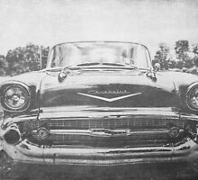 Vintage Chevy by Kadwell