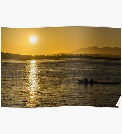 Tofino Inlet Poster