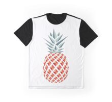 Pineapple Party Time Graphic T-Shirt