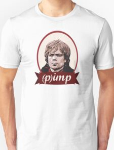 Tyrion Lannister Pimp Game Of Thrones T-Shirt Unisex T-Shirt