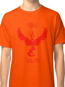 Team Valor - Team Red Classic T-Shirt