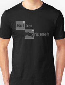 Team Button Magnussen (black T's) T-Shirt