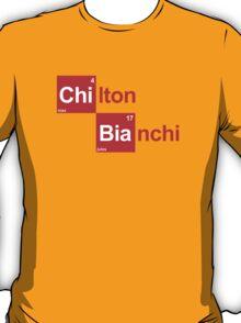 Team Chilton Marussia (white T's) T-Shirt