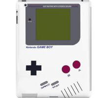 Cartoon Console iPad Case/Skin
