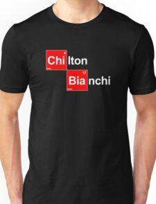 Team Chilton Bianchi (white T's) Unisex T-Shirt