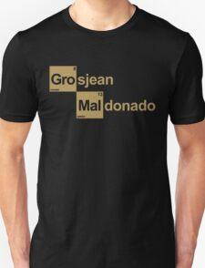Team Grosjean Maldonado T-Shirt