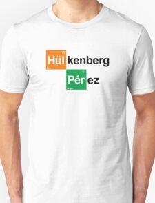 Team Hulkenberg Perez (white T's) T-Shirt