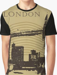 London Pos 2 Graphic T-Shirt