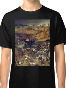 The Apocalypse by Hieronymus Bosch Classic T-Shirt