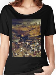 The Apocalypse by Hieronymus Bosch Women's Relaxed Fit T-Shirt