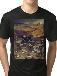 The Apocalypse by Hieronymus Bosch Tri-blend T-Shirt