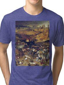 The Apocalypse by Hieronymus Bosch Tri-blend T-Shirt