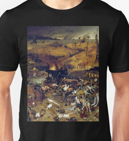 The Apocalypse by Hieronymus Bosch Unisex T-Shirt