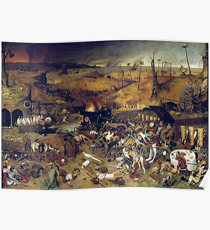 The Apocalypse by Hieronymus Bosch Poster