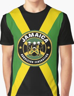 JAMAICA BOBSLED TEAM - COOL RUNNINGS Graphic T-Shirt