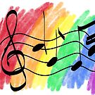 Sing a little Rainbow by Clare Colins