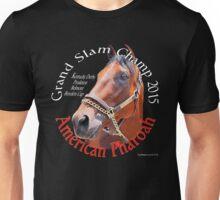 American Pharoah Grand Slam Champ Unisex T-Shirt