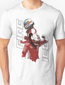 Alonso & Kimi (Fire & Ice) T-Shirt