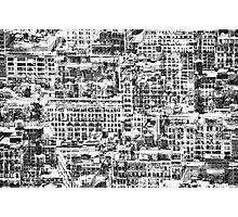 Urban Sprawl Photographic Print