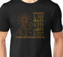 Ancient Tablets of Roleplaying Knowledge Unisex T-Shirt