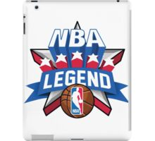 NBA Legends. iPad Case/Skin