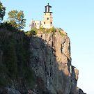 Guardian on the Cliffs by John Carpenter