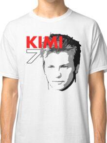 Kimi 7 - Team Garage T-Shirt Classic T-Shirt