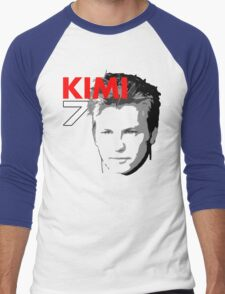 Kimi 7 - Team Garage T-Shirt Men's Baseball ¾ T-Shirt