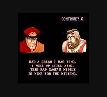 Street Fighter II x Hip Hop Unisex T-Shirt