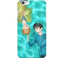 MH water dance iPhone Case/Skin