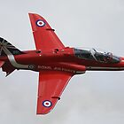 Red Arrows T1 Hawk by PhilEAF92