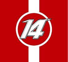 Alonso 14 by Tom Clancy