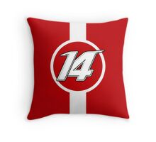 Alonso 14 Throw Pillow