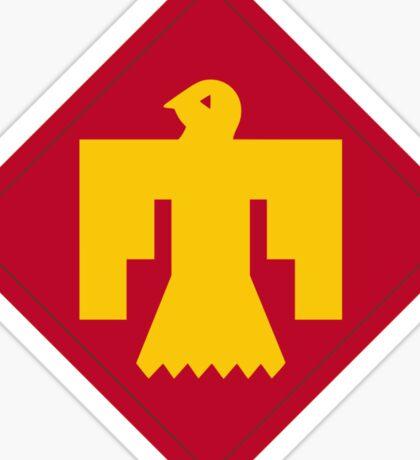 45th Infantry Brigade Combat Team (United States) Sticker