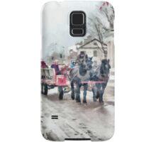 Wagon ride Samsung Galaxy Case/Skin