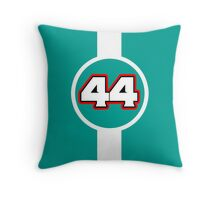 Hamilton 44 Throw Pillow