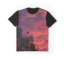 Coming in to roost Graphic T-Shirt