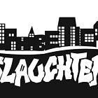 Alphabetical Slaughter BW by Jon-Derek