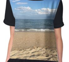Beach life Chiffon Top