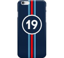 Massa 19 iPhone Case/Skin