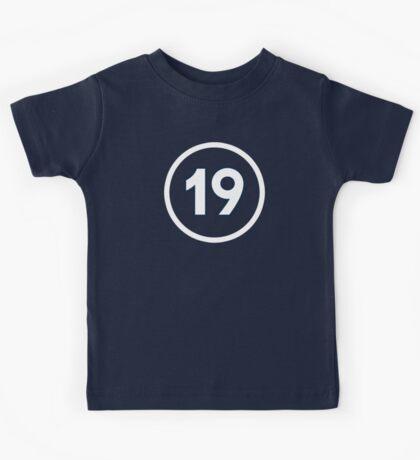 Massa 19 Kids Tee